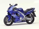 Thumbnail 1996-2003 Yamaha YZF-600R Thundercat, FZS600 Fazer Motorcycle Workshop Repair Service Manual