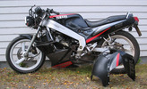 1987-1993 Yamaha TZR125, 1988-2002 DT125R Workshop Repair Service Manual