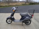 1987 Yamaha SH50T, Razz 50 Scooter Workshop Repair Service Manual