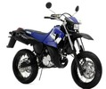 Thumbnail 2004-2009 Yamaha DT125RE, DT125X Motorcycle Workshop Repair Service Manual