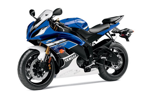 Product picture 2007 Yamaha YZF-R6V, YZF-R6VC Motorcycle Workshop Repair Service Manual