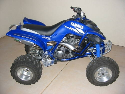 Product picture 2001-2006 Yamaha YFM660R, Raptor 660 ATV Workshop Repair Service Manual BEST DOWNLOAD