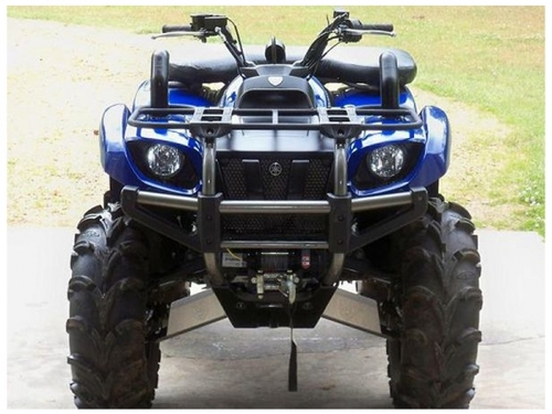 Product picture 2002 Yamaha YFM660F Grizzly (YFM660F-P) ATV Workshop Repair Service Manual